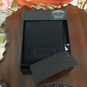 Buffalo David Bitton Genuine Leather Men's Wallet